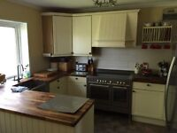 5 bedroom house, secure factory/warehouse, commercial office, 2 acres paddock with stables
