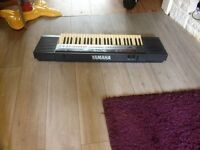 yamaha electric full size keyoard