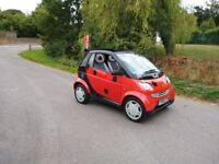 Smart Four Two Cabrio - Excellent throughout - Complete history - New MOT with no advisories