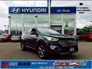 2016 Hyundai Santa Fe XL Limited
