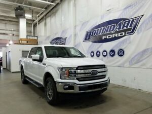 2018 Ford F-150 SuperCrew Lariat 500A 5.0L V8