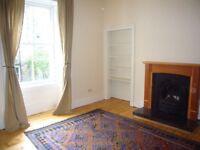 Lovely 2 bed flat in Haymarket. Fresh decor, GCH, sanded floors. Unfurnished/part furnished