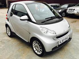 Smart coupe passion 1.0 only 31000 miles with full service histroy