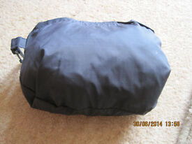 School WATERPROOF MAC IN A BAG age 5-6 BOY OR GIRL - GREAT QUALITY - FAB COND! NOW REDUCED AGAIN £2!