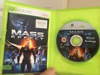 Mass effect for Xbox360