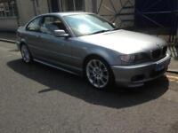 BMW 3 SERIES 320 Cd M Sport 2dr (grey) 2006