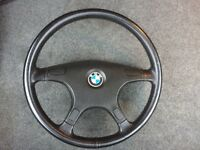 Bmw e34/e32 steering wheel
