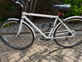 Bicycle gent's road bike