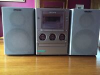 Sony micro component hi-fi system