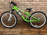 """Carrera Blast Boys Mountain Bike 24"""" Wheels in Excellent Condition - Suspension and Disc Brakes"""