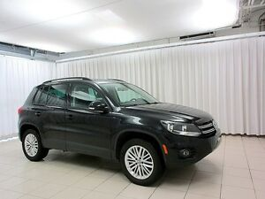 2016 Volkswagen Tiguan 2.0 TSI 4MOTION AWD SUV w/ HEATED SEATS,