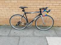 Obera road bike with 21 inch frame size