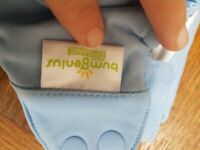 bumGenius reuseable one size nappy only used once