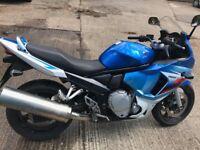 A very reliable bike Suzuki GSX650 656cc