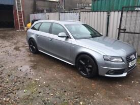 Audi A4 s-line tdi