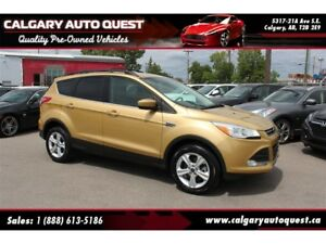 2014 Ford Escape SE AWD/NAVI/B.CAM/LEATHER