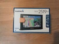 Garmin Nuvi 2519LM Car Sat Nav