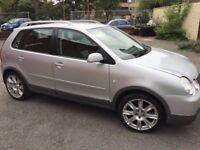 VW POLO DUNE 1.4 TDI
