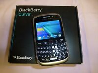 BLACK BERRY CURVE