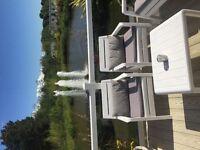 Luxury Top of he Range 2 Bedroom Park Lane Caravan at Seton Sands Scotland