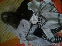 Baby 0-3 months clothes bundle