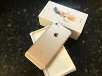 Apple iPhone 6s Plus Gold 64GB (unlocked)