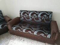 Sofa beds 2 setter and a 3 setter and has built in underneath storages