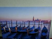 Venice canvas picture