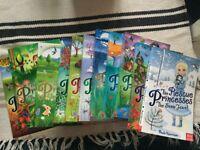The Rescue Princesses books by Paula Harrison