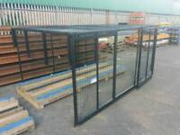 Transit pickup greedy cages