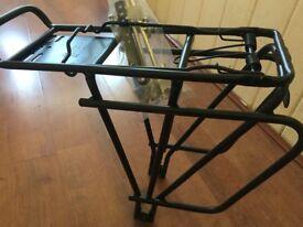 Bicycle Black Rack