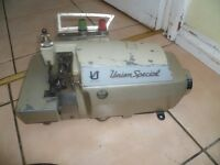 UNION SPECIAL OVERLOCKER Industrial sewing machine