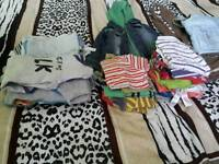 Bundle clothes tops trousers 12 18 months boys