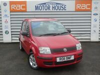 Fiat Panda ACTIVE 5STR (£30.00 ROAD TAX) FREE MOT'S AS LONG AS YOU OWN THE CAR!!! (red) 2011