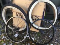 BMX wheels !!