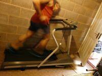 Treadmill Running - HEBB 1600 Trimline