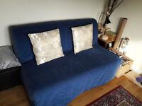 Ikea LYCKSELE HÅVET sofa bed