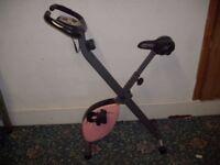 Ladies Exercise Bike 126/12/17