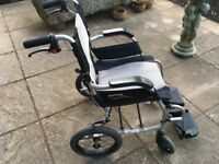 WHEELCHAIR. TOP QUALITY KARMA ERGO LITE 2