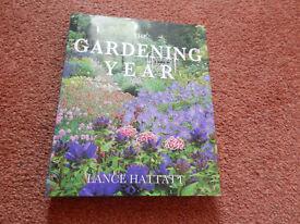 The Gardening Year by Lance Hattatt