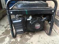 230v generator, new engine