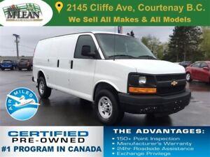 2016 Chevrolet Express 2500 Cargo Van