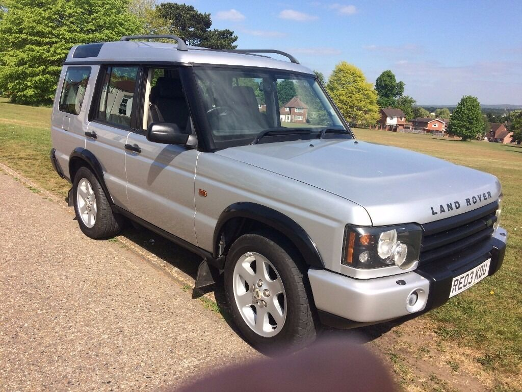 land rover discovery 2 td5 in guildford surrey gumtree. Black Bedroom Furniture Sets. Home Design Ideas