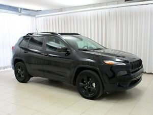 2017 Jeep Cherokee HIGH ALTITUDE 4X4 SUV w/ HEATED + VENTILATED