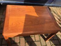 GPlan rectangular coffee table