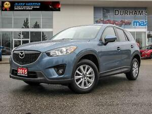 2015 Mazda CX-5 GS AWD, SUNROOF, HEATED SEATS