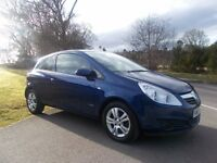 2008 08 VAUXHALL CORSA 1.0 I BREEZE 3 DOOR