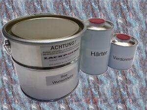 2-5-L-Kit-Pintura-Base-Para-Pulverizar-Blanco-Perla-Metalizado-Barniz-Claro