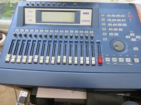 Korg D1600 MK II Digital Recording Studio in excellent used condition.
