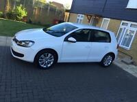 Vw golf 1.4Tsi manual 5 door, 6 speed, white, gti, tdi, Gt, very low mileage, excellent condition